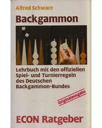 Backgammon - Alfred Schwarz