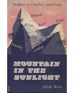 The Mountain in the Sunlight - Alick West