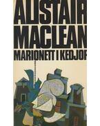 Marionett i kedjor - Alistair MacLean