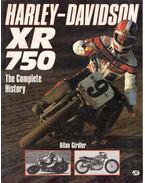 Harley-Davidson XR-750: The Complete History - Allan Girdler