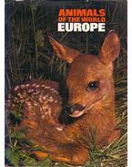 Animals of the World: Europe - Alwyne Wheeler, David Christie, Edwin Cohen, Cathy Jarman, Reg Lanworn
