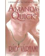 Rád vártam! - Amanda Quick
