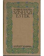 Szinházi esték - Ambrus Zoltán