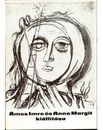 Ámos Imre és Anna Margit kiállítása - S.Nagy Katalin