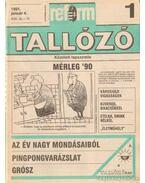 Reform Tallózó 1991. III. évfolyam (teljes) - Andai György