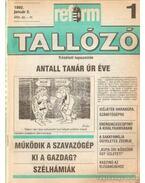 Reform Tallózó 1992. IV. évfolyam (hiányos) - Andai György