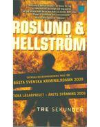 Tre sekunder - Anders Roslund,  Börge Hellström