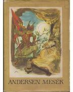 Andersen mesék - Andersen, J. Ch.
