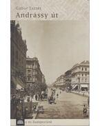 Andrássy út - Gábor Eszter