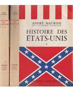 Histoire des États-Unis I-II. - André Maurois
