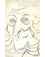 Les pages immortelles de Voltaire - André Maurois