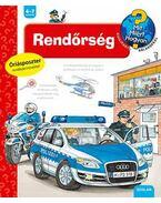 Rendőrség - Andrea Erne
