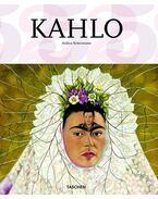 Kahlo - Fájdalom és szenvedély - 1907-1954 - Andrea Kettenmann