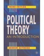 Political Theory - Andrew Heywood
