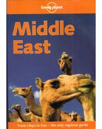 Middle East: From Libya to Iran - the only regional Guide - Andrew Humphreys, Lou Callan, Paul Greenway, Anthony Ham, Pertti Hamalainen, Paul Hellander, Ann Jousiffe, Cathy Lanigan, Gordon Robison, Jeff Williams