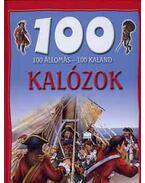 100állomás-100 kaland: Kalózok - Andrew Langley