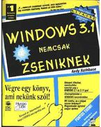 Windows 3.1 nemcsak zseniknek - Andy Rathbone