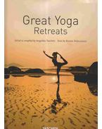 Great Yoga Retreats - Angelika Taschen, Krtistin Rübesamen