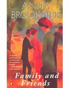 Family and Friends - Anita Brookner