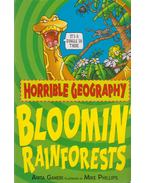 Bloomin' Rainforests - Anita Ganeri