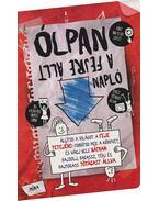 Ólpan - A fejre állt napló -  Anna Brett