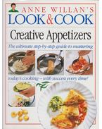 Anne Willian's Look & Cook: Creative Appetizers - Anne Willian