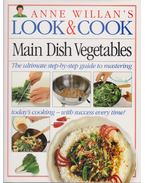 Anne Willian's Look & Cook: Main DishVegetables - Anne Willian