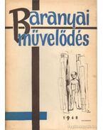 Baranyai művelődés 1968. december - Antal Gyula