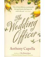 The Wedding Officer - Anthony Capella