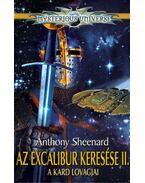 Az Excalibur keresése II. - A kard lovagjai - Anthony Sheenard
