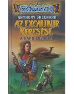 Az Excalibur keresése II. - Anthony Sheenard