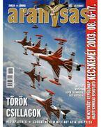 Aranysas 2003/6. - Tőrös István