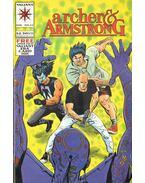 Archer & Armstrong Vol. 1 No. 22 - Mike Baron