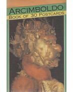 Arcimboldo - Book of 30 Postcards