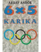 6x5 karika - Arday Andor