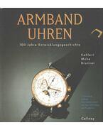 Armband Uhren - Helmut Kahlert, Richard Mühe, Gisbert L. Brunner