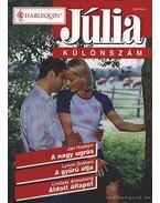 Júlia különszám 2002/1. - Armstrong, Lindsay, Graham, Lynne, Hudson, Jan