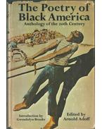 The Poetry of Black America - Arnold Adoff