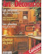 Art & Décoration Novembre-Decembre 1997