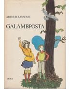 Galambposta - Arthur Ransome