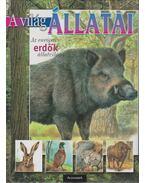 Az európai erdők állatvilága - Arzuffi, Arturo