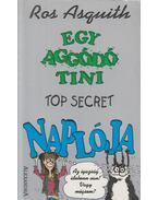 Egy aggódó tini top secret naplója - AsQuith, Ros