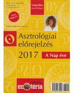 Asztrológiai előrejelzés 2017