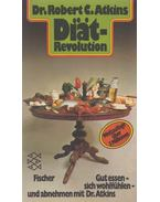 Diät-Revolution - Atkins, Robert C. Dr.