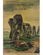 Stonehenge and Avebury and Neighbouring Monuments - Atkinson, R. J. C.