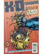 X-O Manowar Vol. 2. No. 13 - Augustyn, Brian, Eaton, Scot