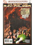 Countdown Presents: The Search for Ray Palmer: Gotham by Gaslight 1. - Augustyn, Brian, Tocchini, Greg