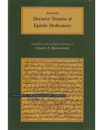 Decisive Treatise and Epistle Dedicatory - Averroës, Charles E. Butterworth