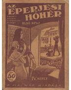 Az eperjesi hóhér - Első rész - IV. kötet