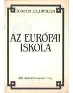 Az európai iskola - György Péter, Pataki Gábor
